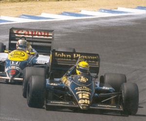 Jerez - Senna_Mansell