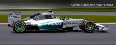 Mercedes W05 02