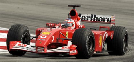 Rubens Barrichello Ferrari
