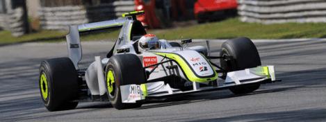 Rubens Barrichello Brawn