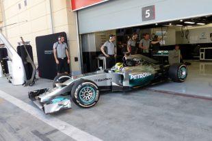 Bahrain - Day 4 - Rosberg