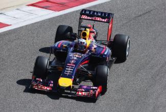 Bahrain - Ricciardo