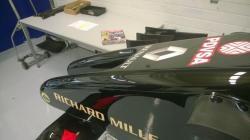 Lotus E22 Nose