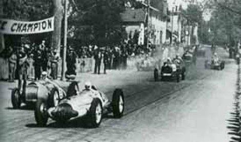 Pau - 1938