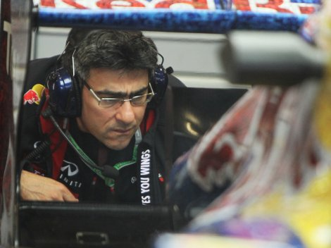 Is Prodromou's love affair with Red Bull over?