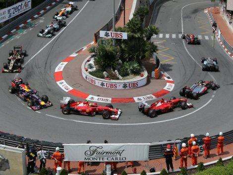 Rascasse - the slowest corner on the F1 calendar