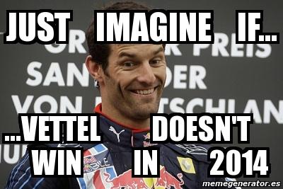 Webber meme