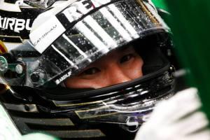 2014 Australian Grand Prix - Kamui Kobayashi
