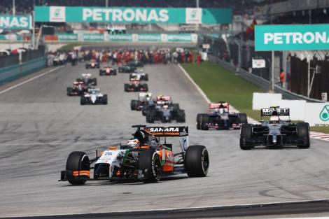 2014 Malaysian Grand Prix Driver Poll