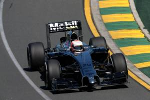 2014 Rolex Australian Grand Prix - Kevin Magnussen