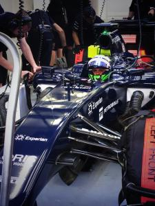 Bahrain 2nd Test - Day 3 - Massa 2