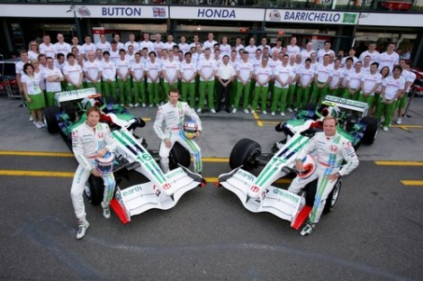 Despite all their spending on F1, Honda managed little success