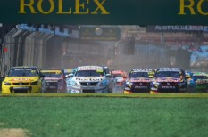 V8 Supercars Friday March 2014