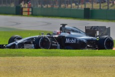 Jenson Button McLaren Mercedes