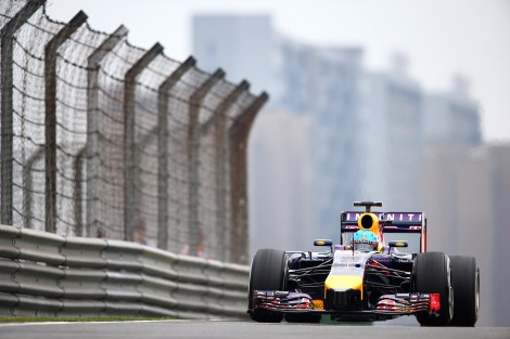 Sebastian Vettel - FORMULA 1 - Chinese GP
