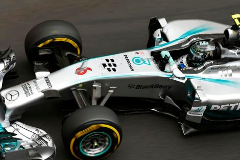 Nico Rosberg - Monaco 2014 Winner