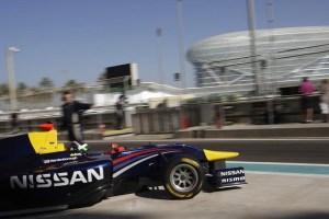 GP3 Series Car