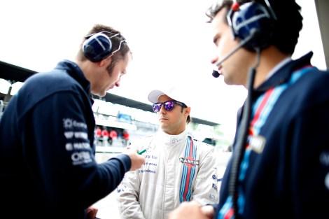 Felipe Massa - 2014 AustrianGP Pole