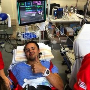 Felipe Massa - Canada GP Crash