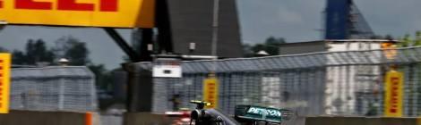 FORMULA 1 GRAND PRIX DU CANADA 2014 - Nico Rosberg
