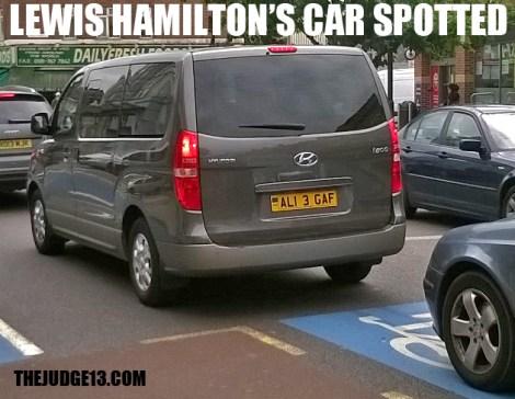 HAM CAR