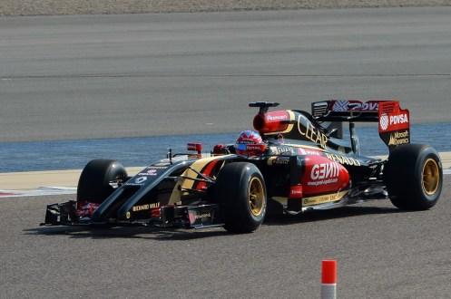 Lotus E22, 10