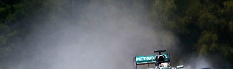 Mercedes 2014 BelgianGP
