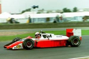 brundle-zakspeed871- Silverstone 87