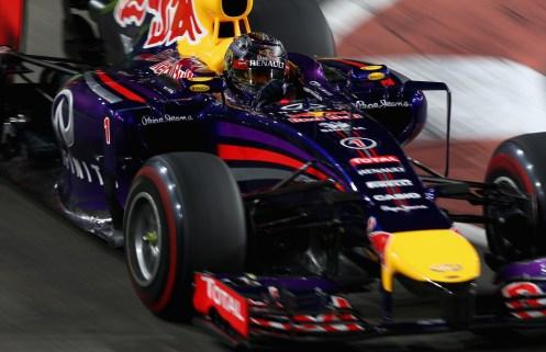 Sebastian Vettel - Singapore GP