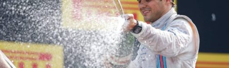 Felipe Massa - 2014 ItalianGP
