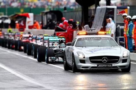 2014 JapaneseGP Safety Car