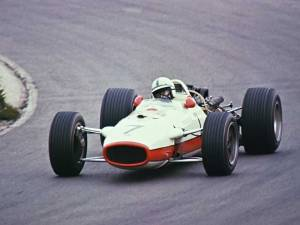 John Surtees -Honda RA273 271- 1967 Dutch Grand Prix