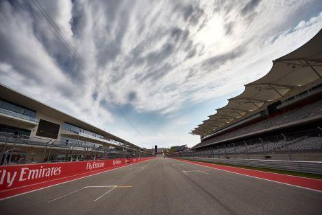 2014 F1 US GP Austin