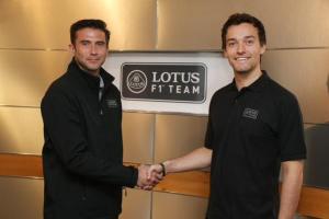 Joylon Palmer - Lotus F1