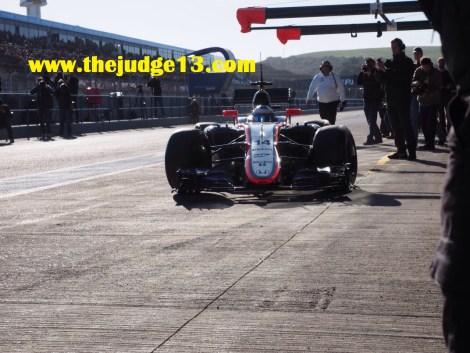 McLaren front