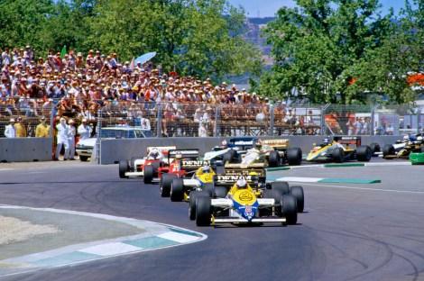 1985 Australian Grand Prix