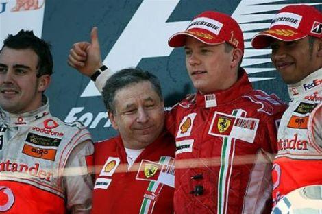 australia-grand-prix-2007-podium