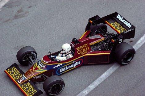 Tyrrell 012 Brundle