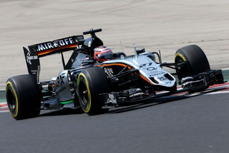 Motor Racing - Formula One World Championship - Hungarian Grand Prix - Qualifying Day - Budapest, Hungary