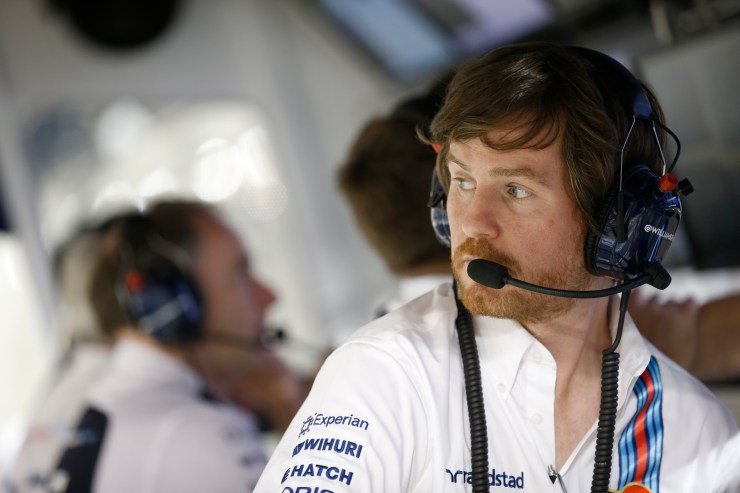 Bahrain International Circuit, Sakhir, Bahrain. Saturday 5 April 2014. Rob Smedley, Head of Vehicle Performance, Williams F1. Photo: Glenn Dunbar/Williams F1. ref: Digital Image _W2Q9917