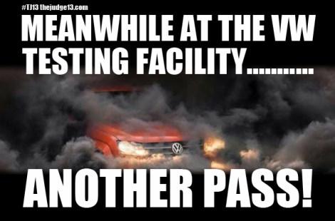 VW Diesel gate