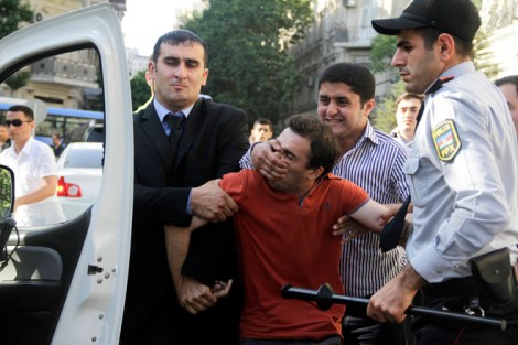Azerbaijan_arrest