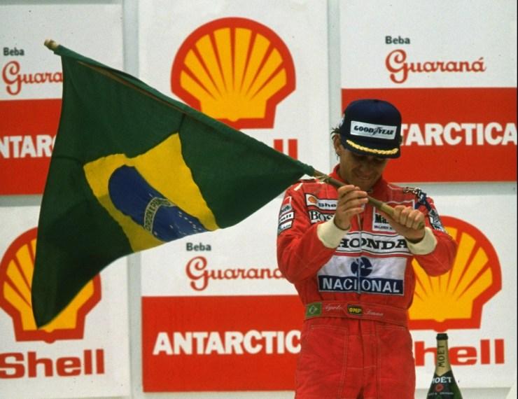 1991 Senna flag.jpg