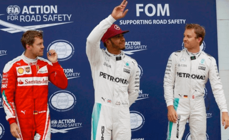 canadian grand prix podium
