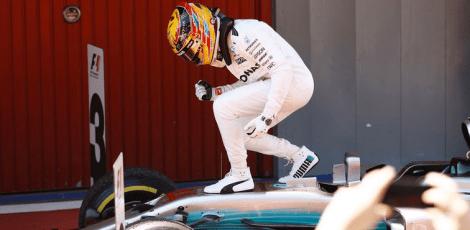 Hamilton wins spanish gp 2017