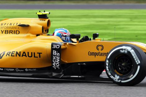 Jolyon Palmer Japanese GP 091016
