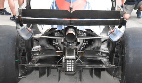 Why are Williams f1 so bad? overheating requires flared body work to cool the mercedes power unit