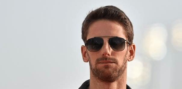 Grosjean makes comment on Hamilton