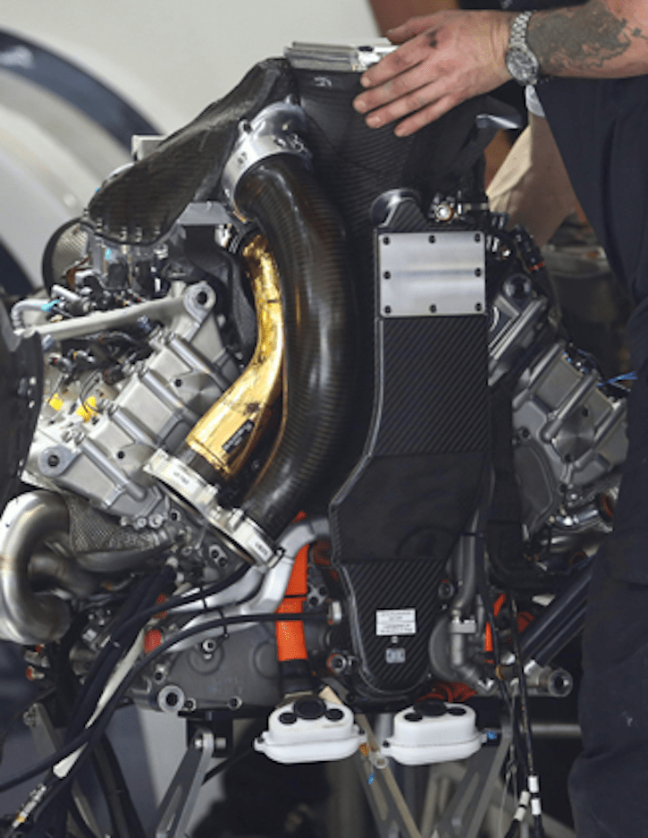 Honda reveals it's new 'more powerful' engine for French GP