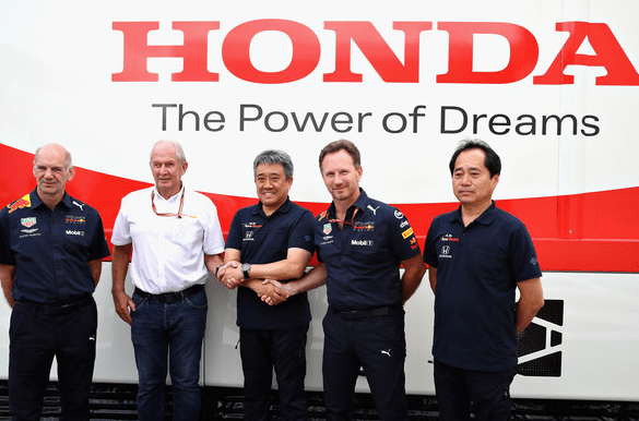 Red Bull claim new deal done with Honda, and FIA needs to step in